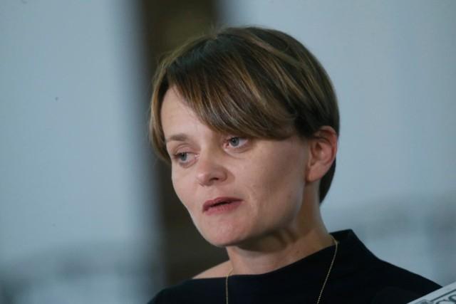 Emilewicz przyznała także, że żadna z jej działalności z minionych pięciu lat nie miała takiego zasięgu, jak ta historia.