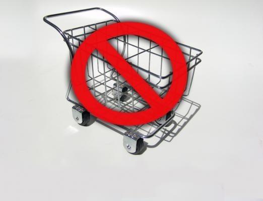 Lepiej zrobić dziś małe zapasy żywności, bo w przyszłym tygodniu niektóre sklepy mogą być nieczynne.