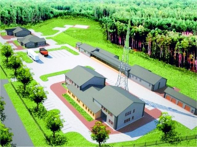 Budowa przejścia granicznego w Siemianówce zakończy się w listopadzie 2013 roku