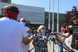 Fabio Jakobsen wraca do Holandii. Kolarz dziś opuści szpital w Sosnowcu. Miał koszmarny wypadek podczas Tour de Pologne w Katowicach
