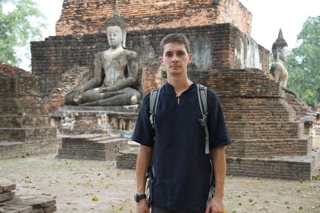 Paweł Skiba pochodzi z Włocławka. Podróże to jego pasja. Odwiedził póki co 3 kontynenty i 33 kraje