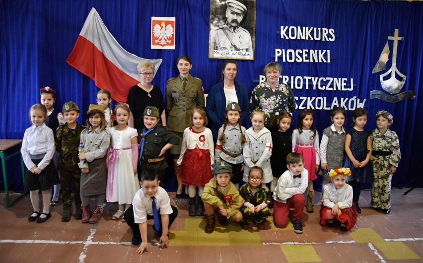 """Ula Kwaśniak z Przedszkola """"Kujawskie Dzieci"""" w Inowrocławiu..."""