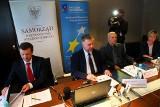 Szpital i remont torów do Piły będą negocjować z Unią