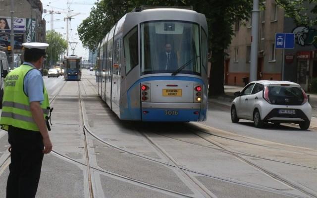 Tramwaj linii 16 pojedzie wyremontowaną ul. Hubską