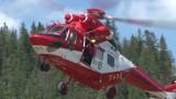 Tragedia w Tatrach, na szlaku prowadzącym na Rysy. Dwie osoby spadły w przepaść, jedna nie żyje [WIDEO]