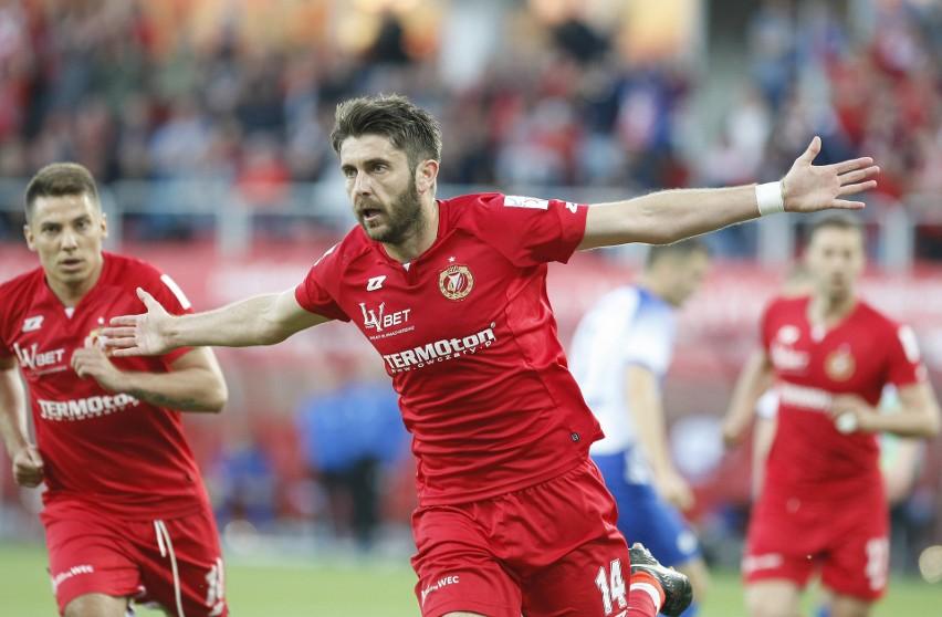 Dario Kristo już po raz trzeci strzelił gola w pierwszych 10 minutach