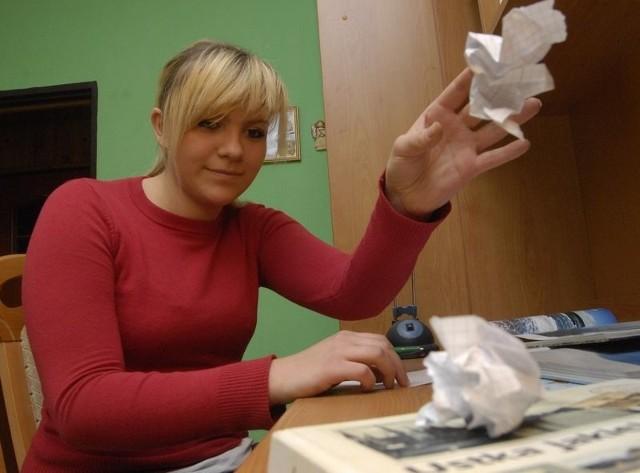 Monika Łukasik zna legendę związaną z Bryzgą Rosową, ale zaskoczyło ją zwycięstwo tej propozycji w konkursie na nazwę monety.