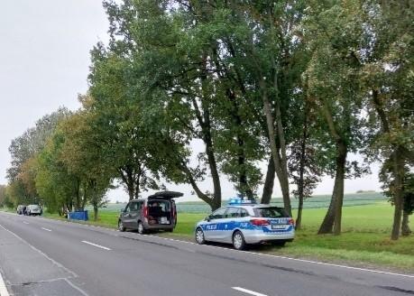 Wypadek w Słomkowie Suchym