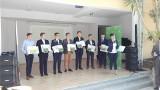 Uroczyste zakończenie XXXI Olimpiady Wiedzy Ekonomicznej w Palmiarni w Zielonej Górze [ZDJĘCIA, WIDEO]