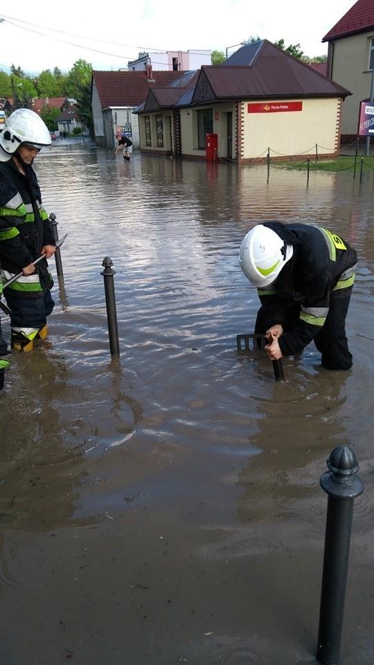 """Znalezione obrazy dla zapytania: zalana wieliczka"""""""