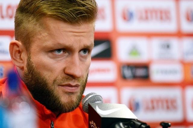Jeśli Jakub Błaszczykowski zagra z Urugwajem, będzie to jego 96. występ w reprezentacji Polski.
