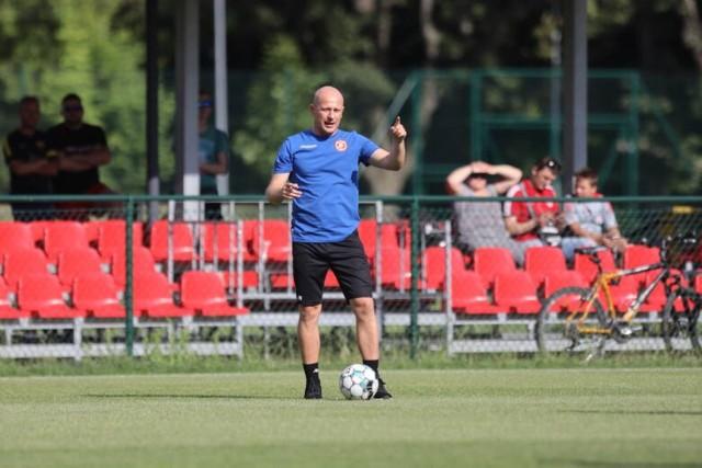 Janusz Niedźwiedź stoi przed wielkim wyzwaniem