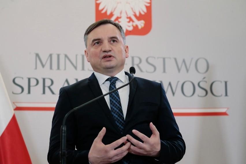Prokurator generalny Zbigniew Ziobro polecił wszcząć...
