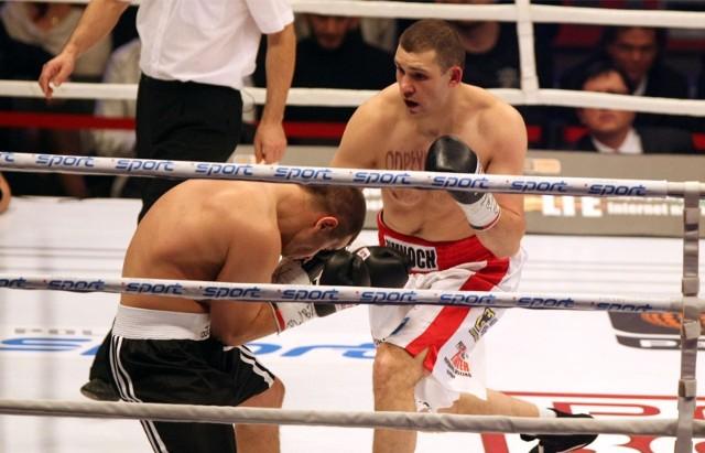 Krzysztof Zimnoch chce wrócić na zawodowy ring