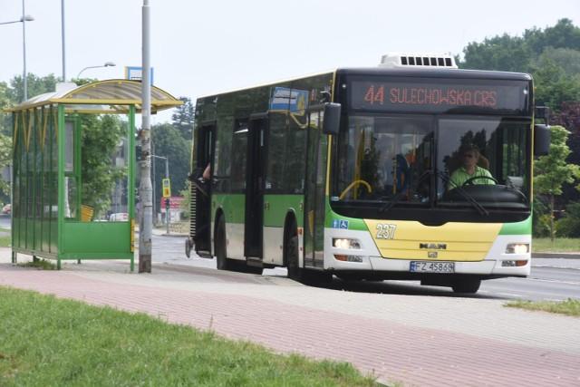 66 kursów autobusów MZK zostało zawieszonych do odwołania