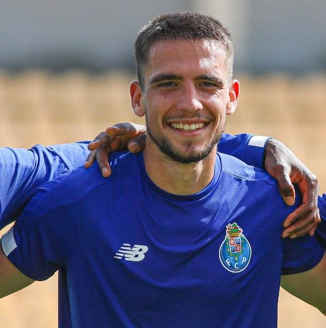 Luis Mata może być nowym zawodnikiem Pogoni Szczecin.