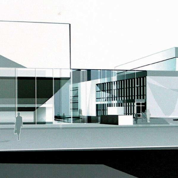 Tak wedle projektu ma wyglądać teatr muzyczny