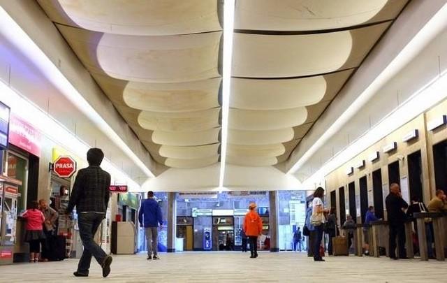 Dworzec będzie przebudowany pod kątem dostosowaniem do potrzeb osób o ograniczonej możliwości poruszania się.