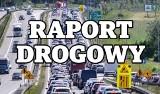 Wypadek motocyklistki w Kolbudach. Raport z Pomorza: Korki, objazdy, utrudnienia na drogach 9.10.2018