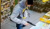 Napadł na cztery sklepy w Gorzowie, groził bronią. Łukasz G. jest już w areszcie [WIDEO, ZDJĘCIA]