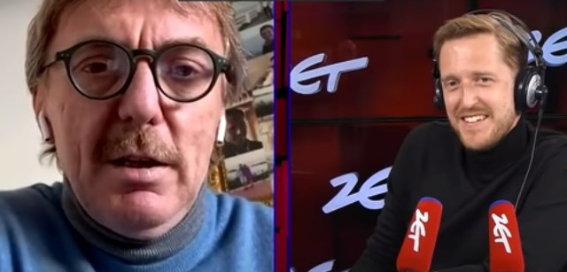 Zbigniew Boniek i Damian Michałowski z Radia Zet. CZYTAJ WIĘCEJ NA KOLEJNYM SLAJDZIE>>>>