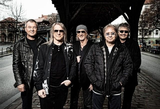 Grupa Deep Purple gra już 45 lat.