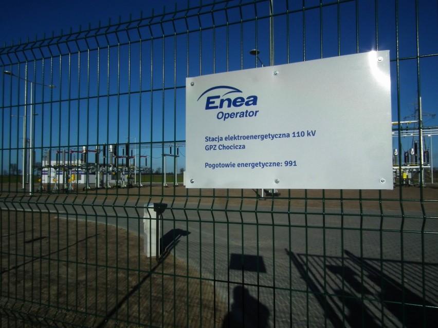 Enea: Otwarto Główny Punkt Zasilania