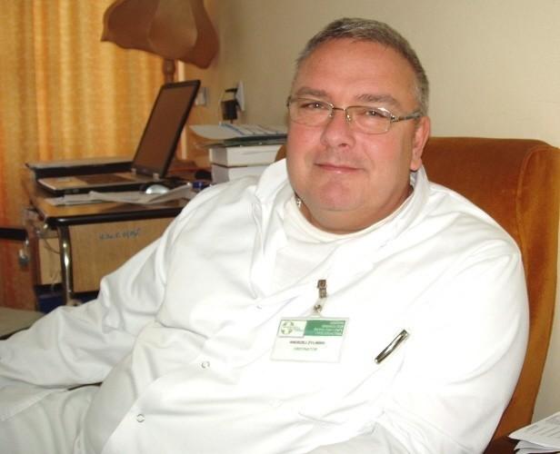 Będzie trudno pracować - przewiduje dr Andrzej Żyliński, ordynator ginekologii