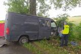 Tragiczny wypadek w Grucznie. Nie żyje jedna osoba. Nowe informacje policji