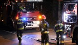 Pożar mieszkania w kamienicy przy ul. M. D.Hoffmann w Świętochłowicach. Nie żyje mężczyzna