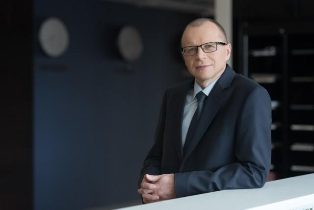 Prezes Energi Dariusz Kaśków