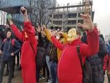 """IEM w Katowicach: """"Szturm na Spodek"""" - publiczność próbuje dostać się na turniej Intel Extreme Masters. Przyjechała policja"""