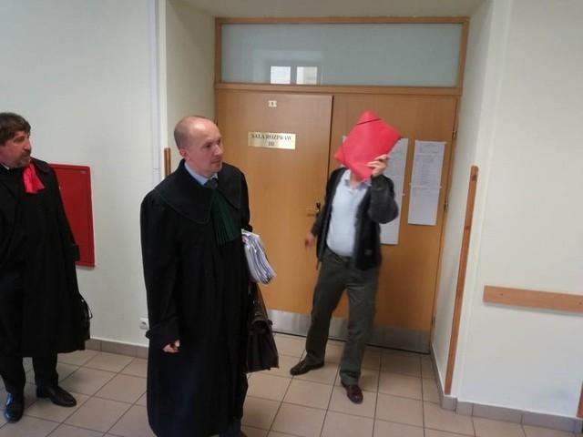 Na cztery lata trafi do więzienia Krzysztof M.