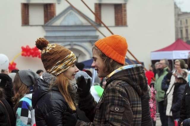 Nie ma lepszego miejsca na świętowane walentynek niż Chełmno - Miasto Zakochanych