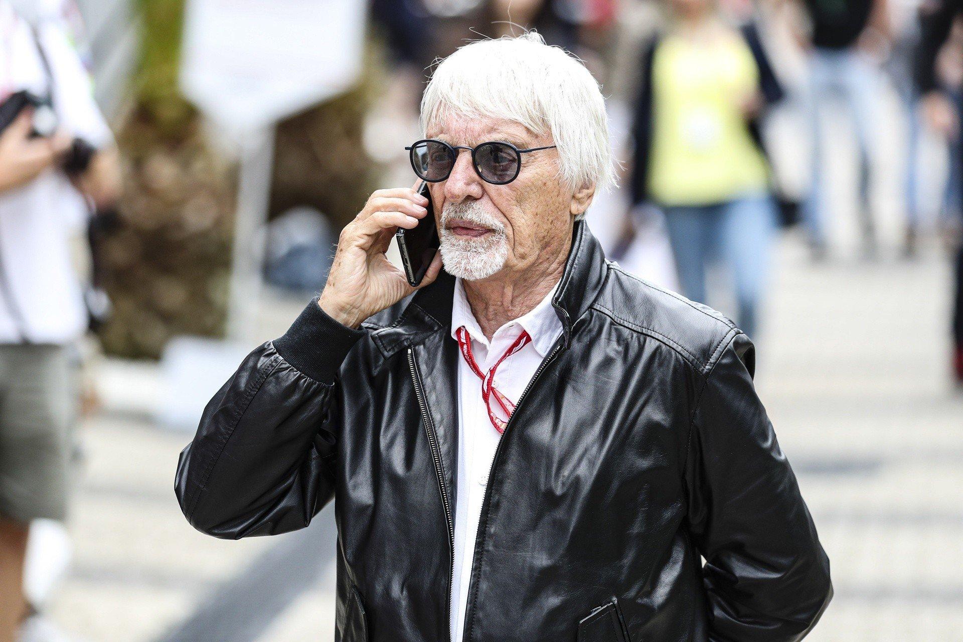 89-letni szef Formuły 1 zostanie... ojcem. Bernie Ecclestone nie przejmuje się wiekiem | Polska Times