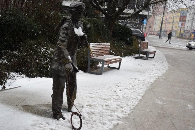 Pomnik Szymona Giętego stoi w Gorzowie już prawie 17 lat!