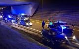 Bielsko-Biała: policyjny pościg za kierowcą audi. Trzeba było zablokować trasę S-1 ZDJĘCIA