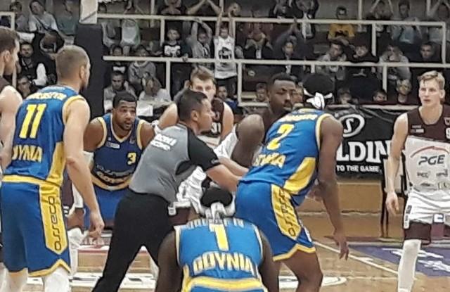 Spójnia grała w Stargardzie przeciwko Arce Gdynia