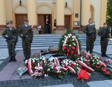 W Radomiu pamiętali o kolejnej rocznicy wybuchu II wojny światowej. Uroczystości odbyły się przed Kościołem Garnizonowym