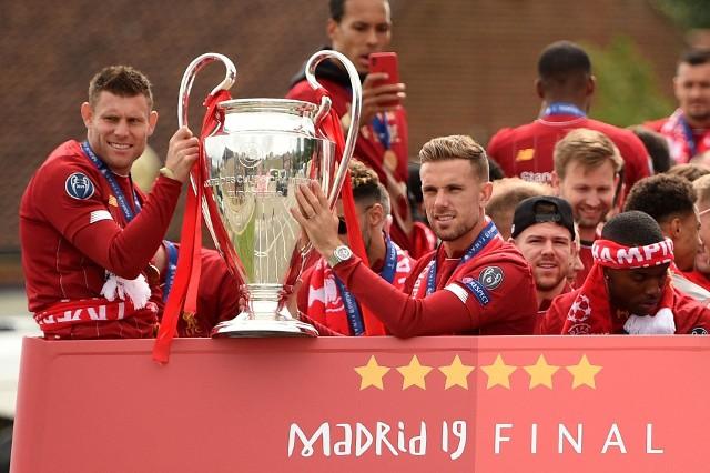 w 2019 r. Ligę Mistrzów wygrał Liverpool