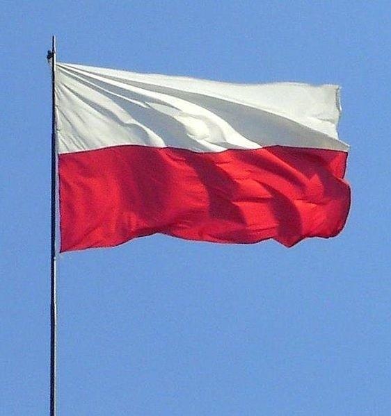 Flaga Polski to oprócz hymnu najważniejszy symbol
