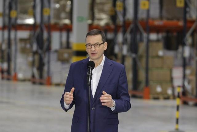 """Premier Mateusz Morawiecki przedstawi """"Nowy Polski Ład"""" w ciągu kilku tygodni. W programie między innymi poprawa jakości służby zdrowia"""