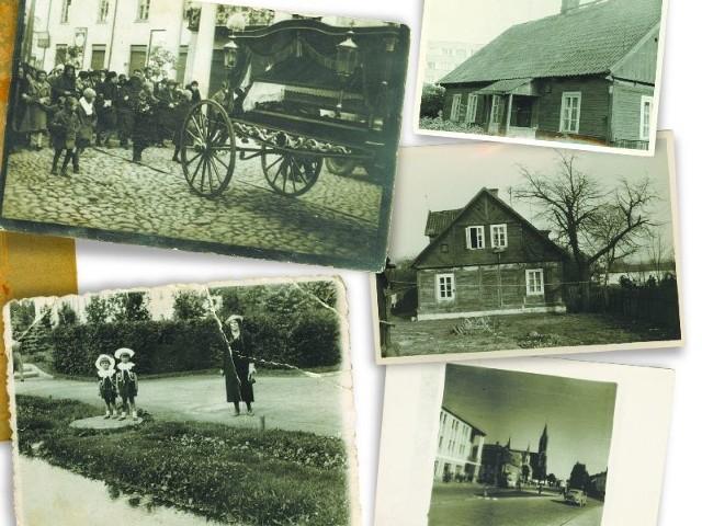 - zdjęcia z rodzinnego albumu rodziny Łukjaniuków