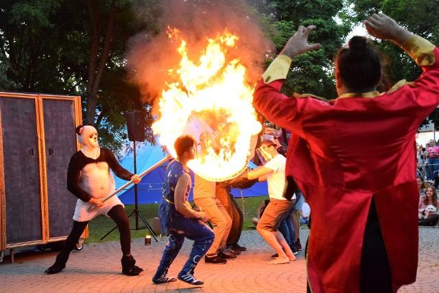 XII Międzynarodowy Festiwal Teatralny Wertep w Orli. Były Małe przyjemności, Płonące laski, Mehehe, Cie Alsand