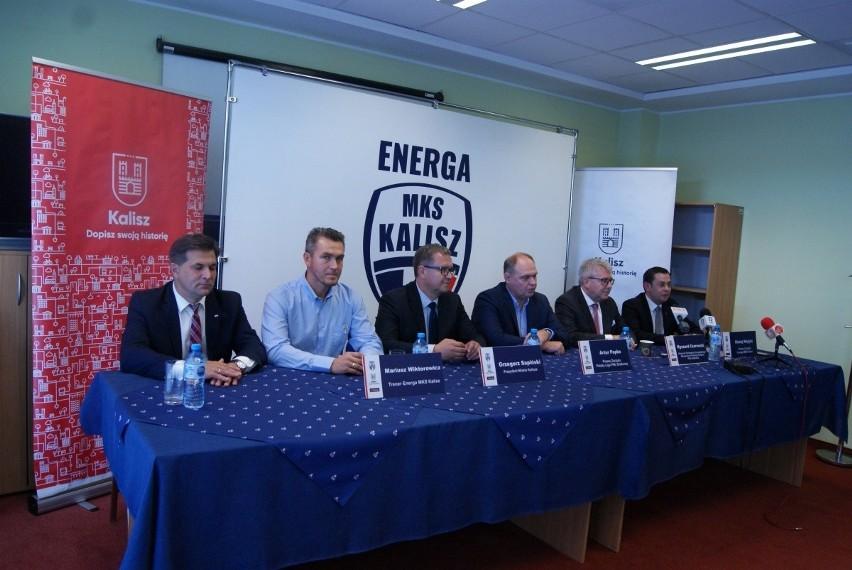 Informację o dołączeniu Energi MKS Kalisz do LSK przekazano...