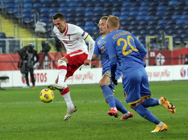 Jesienią oglądaliśmy Milika na boisku tylko w meczach reprezentacji Polski