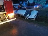 Wypadek na skrzyżowaniu w gminie Pierzchnica. Mimo długiej reanimacji mężczyzna zmarł