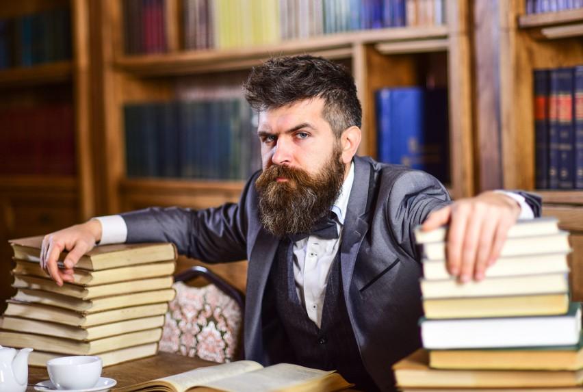 Zawód bibliotekarza jest zagrożony nie tylko przez...