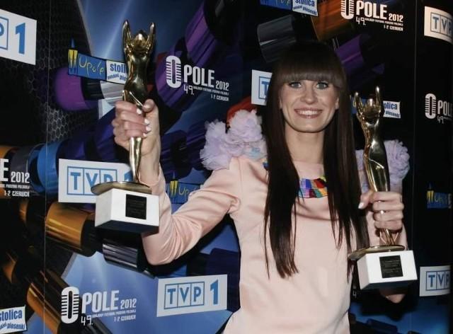 Sylwia Grzeszczak zdobyła dwie Superjedynki.