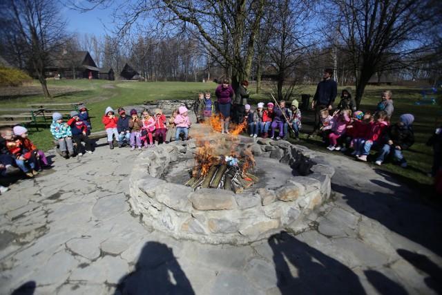 Powitanie wiosny w Parku Śląskim